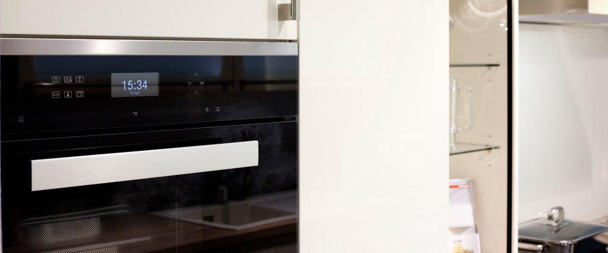 Elektrogeräte in der küche für viele sind das nur backofen herd und das kochfeld aber mit einem dampfgarer oder dampfgarbackofen können sie vor allem
